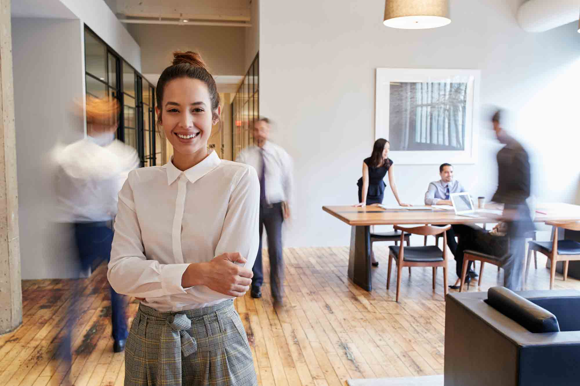 Cómo ser feliz en el trabajo: 5 claves fáciles